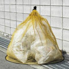【レビューを書いて送料無料】戸別収集・防鳥網に ゴミ荒らしを防ぐカラスネット(個人用)カプ...