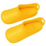 バススリッパ バスシューズ フリーサイズ 約24〜26cm オレンジ   バスブーツ バスサンダル