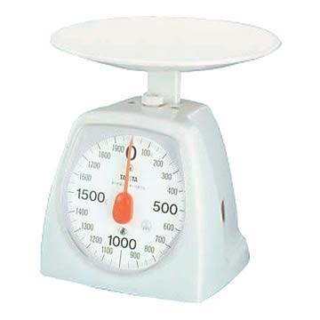 TANITA(タニタ) アナログクッキングスケール 2kg 1439-WH