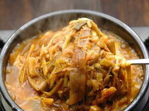 味もボリュームも食べ応え満点の本格派ユッケジャンです!韓国「具だくさん」ユッケジャンスー...