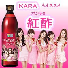 KARAもおすすめ♪【常温・冷蔵】紅酢(ホンチョ)ざくろ 500ml 紅酢 KARA カラ【SBZcou1208】