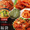 日本における韓国食品のメッカ「大阪鶴橋コリアタウンの味」を満喫!ハズレなしの福袋♪