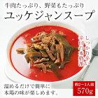 辛口ビーフユッケジャンスープ570g(約2〜3人前)