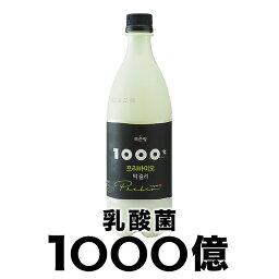 麹醇堂 1000億プリバイオマッコリ