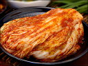ほんのり甘くて旨みのある株漬け白菜キムチです。【冷蔵限定】鶴橋コリアタウン発!本格手作り...