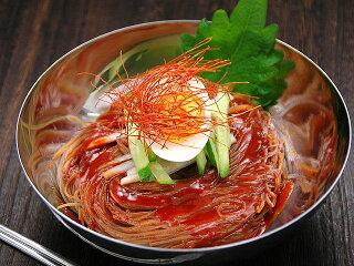 【常温・冷蔵・冷凍可】俺のこだわりピビン麺2食セット(検:ピビム麺ビビン麺ビビム麺韓国冷麺)
