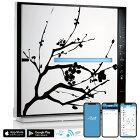 空気清浄機:RabbitAirMinusA2アーティストシリーズ(梅)Wi-Fiモデル
