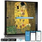 空気清浄機:RabbitAirMinusA2アーティストシリーズ(接吻)Wi-Fiモデル