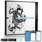 空気清浄機:RabbitAirMinusA2アーティストシリーズ(サスペンデッド・アニメーション)Wi-Fi