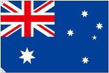 世界の国旗 オーストラリア(大)W1350×H900mm
