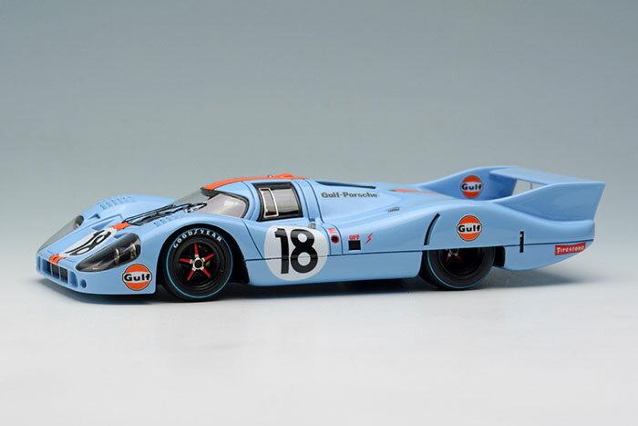 車・バイク, レーシングカー VISION 143 VM140B 917LH J.W.Automotive Engineerling Le Mans 1971 No.18
