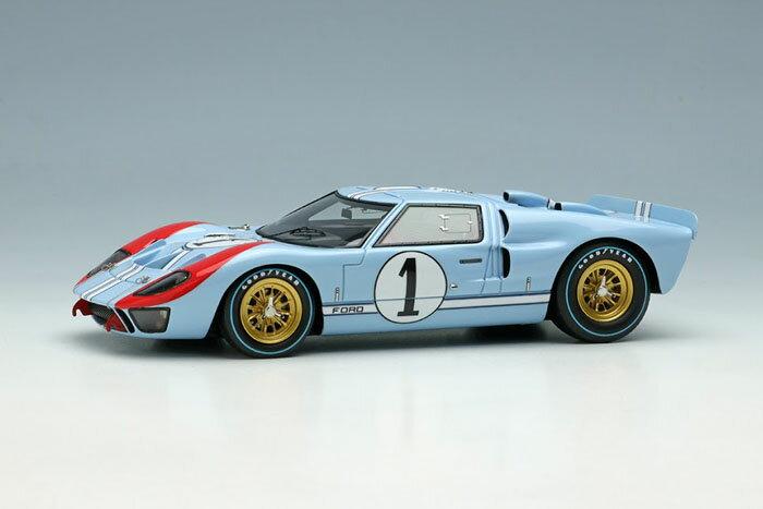 車・バイク, クーペ・スポーツカー EIDOLON 143 EM301B GT40 Mk.II 24h 1966 2 No.1