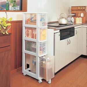 キッチンチェスト ホワイト アイリスオーヤマ リビング キッチン