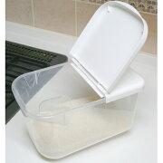 クーポン アイリスオーヤマ キッチン ライスストッカー ボックス ストッカー ホワイト