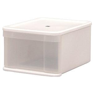 衣装ケース12個セット送料無料幅32奥行き41高さ21cm収納ボックス引き出し一段チェストクリアボックス収納ケース押入れ収納衣類収納収納用品クローゼットプラスチックベッド下洗面所キッチン透明積み重ねワンセルフMS
