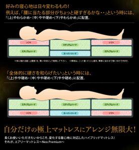 マットレスエアリーマットレス極厚12cmシングルHGB120-Sアイリスオーヤマ送料無料3つ折り三つ折り高反発エアリーAiry高反発マットレスカバーベッド折りたたみ折り畳み腰硬め洗える通気性日本製腰痛