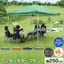 タープテント 2.5M 250cm×250cm テント スチ...