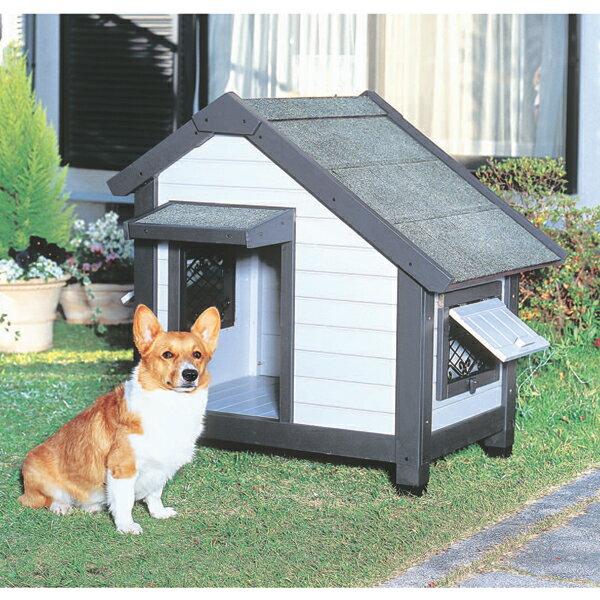 アイリスオーヤマ『コテージ犬舎』