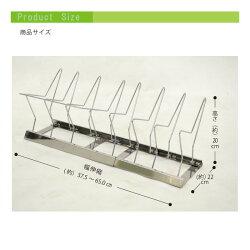 (新)シンク下鍋・フライパンラック【キッチン】【シンク下】【ラック】【スライド】