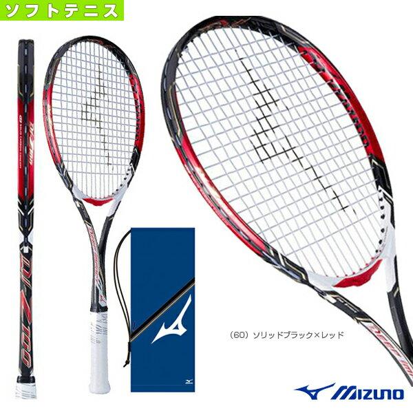 [ミズノ ソフトテニス ラケット]DI-Z100/ディーアイ Z-100(63JTN744)(後衛向け)