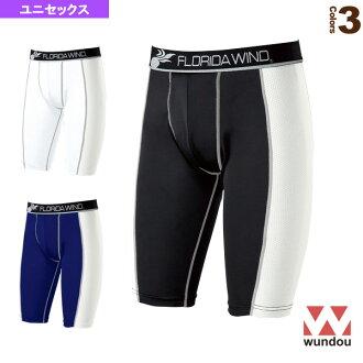 [全部運動內衣wundou(undo)]運動短褲/男女兩用(P7080)