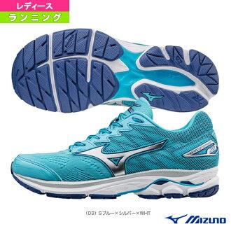 [美津濃跑步鞋]波騎手20纖細/WAVE RIDER 20(W)SL/女士(J1GD1707)