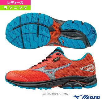 [美津濃跑步鞋]波騎手20 G-TX/WAVE RIDER 20 G-TX(W)/女士(J1GD1774)