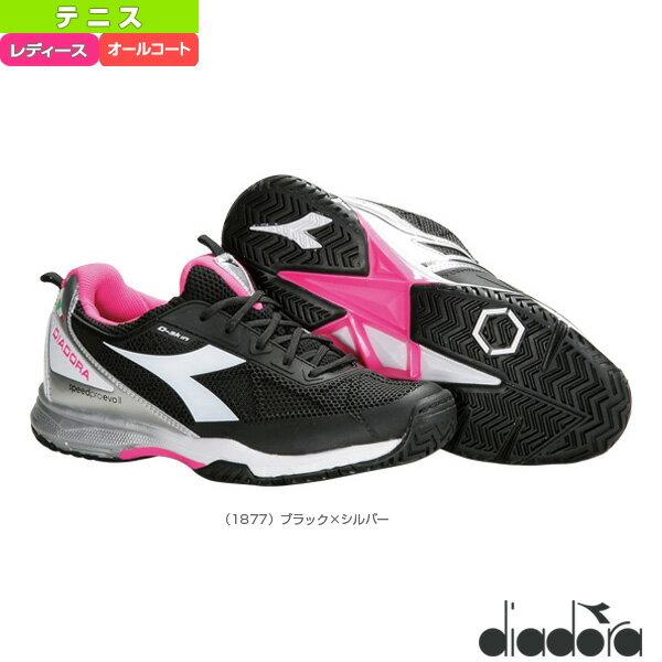 [ディアドラ テニス シューズ]SPEED PRO EVO 2 W AG/スピードプロ エヴォ 2 AG/レディース(170144)