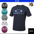 [オークリー オールスポーツ ウェア(メンズ/ユニ)]CIRCULAR TECHNICAL TC TEE.17.01/半袖Tシャツ/メンズ(456684JP)