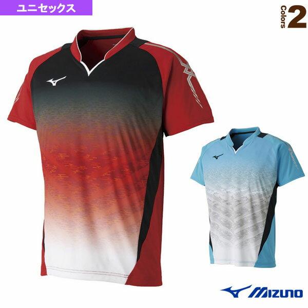 bed4eed6d9bbd [ミズノ テニス・バドミントン ウェア(メンズ/ユニ)]ゲームシャツ/ユニ