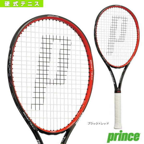 プリンス フレームのみ ☆Prince 7tj067 【クーポン利用でさらにOFF!】 ラケット 98 硬式テニス用ラケット ビースト テニス ブラック×イエロー