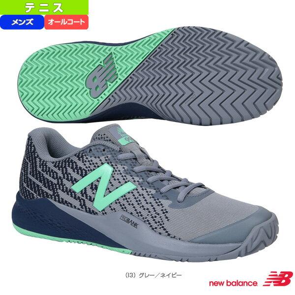 [ニューバランス テニス シューズ]MCH996V3/2E(標準)/オールコート用/メンズ(MCH996)