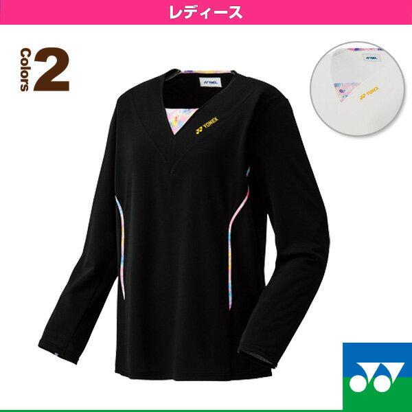 [ヨネックス テニス・バドミントン ウェア(レディース)]ロングスリーブTシャツ/レギュラータイプ/レディース(16256)