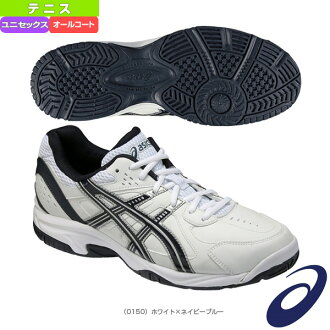 ASIC /ASICS 網球鞋,耐克凝膠速度 2 / gelveloci 三通 2 (TLL720-0150)