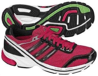 阿迪達斯的跑步鞋 adizero BOSTON2W 波士頓 2 W (-adizero 跑鞋、 阿迪達斯運動鞋慢跑)