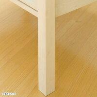 ピュアリビングテーブルPAT8050佐藤産業【TD】【北欧風家具リビング】【送料無料】【10P04Jul15】