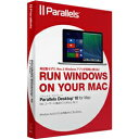ParallelsParallels Desktop 10 for Mac Retail Box JP (通常版)