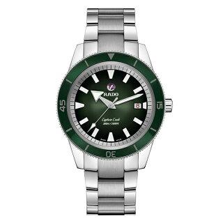 【公式/送料無料】RADOラドーメンズ腕時計CaptainCookAutomatic(ラドーキャプテンクックオートマティック)42