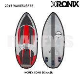 "RONIXロニックス2016ウェイクサーフィンHoneycombSurfSkimmer4'8"""
