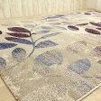 これはお得! ラグ 北欧 テイスト 柄 3畳 大 絨毯 トルコ製 ウィルトン織 200x250 ラグマット ヨーロピアン じゅうたん おしゃれ 長方形 リビング カーペット