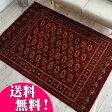 直輸入価格! トルコ 絨毯 お得な ラグ 2畳 大 200×200cm 正方形 じゅうたん ボハラ レッド 赤 送料無料 ウィルトン織り ヨーロピアン カーペット ラグマット