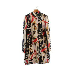 BURBERRY One Piece Ladies [Pre-owned] [Free Shipping]