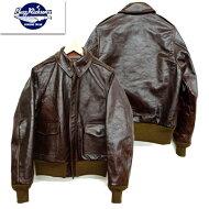 BR80253 ラフウェア A-2 ジャケット