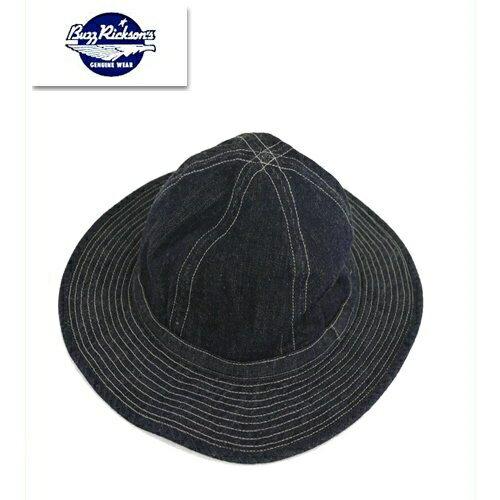 メンズ帽子, キャップ  BUZZ RICKSONS BR01476A HAT WORKING DENIME