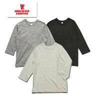 4049 3/4 FREEDOM TEE 七分袖フリーダムTシャツ