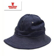 5200 「DENIM ARMY HAT」