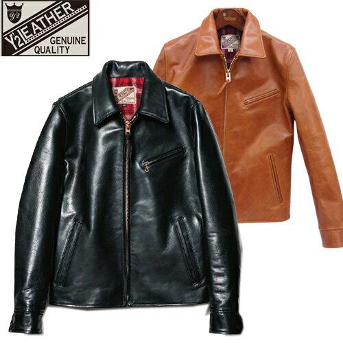 メンズファッション, コート・ジャケット Y2 LEATHER HVR-42 HV HORSE SINGLE RIDERS