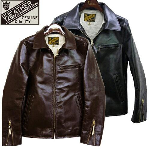 メンズファッション, コート・ジャケット Y2 LEATHER PR-65 VINTAGE HORSE light