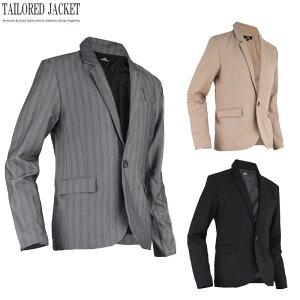 スーツジャケット メンズ テーラードジャケット ショート丈 キレイめ ヘリンボーン おしゃれ B020928-01
