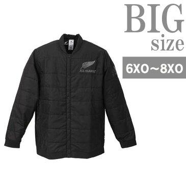 ジャケット 大きいサイズ メンズ All Blacks サポーター adidas アディダス ラグビー C300921-04